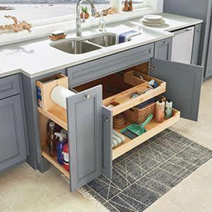 Small kitchen remodels and smart organization