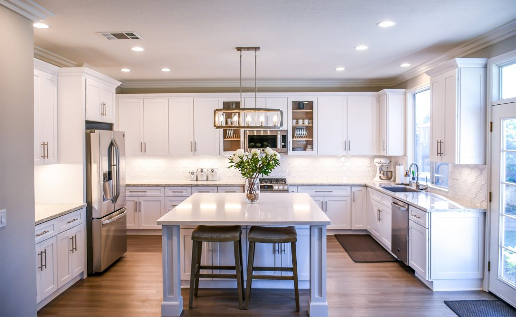 Kitchen remodeling in Raleigh NC