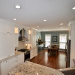 Counsil House Kitchen Remodel by Benchmark Design Remodel in Raleigh NC