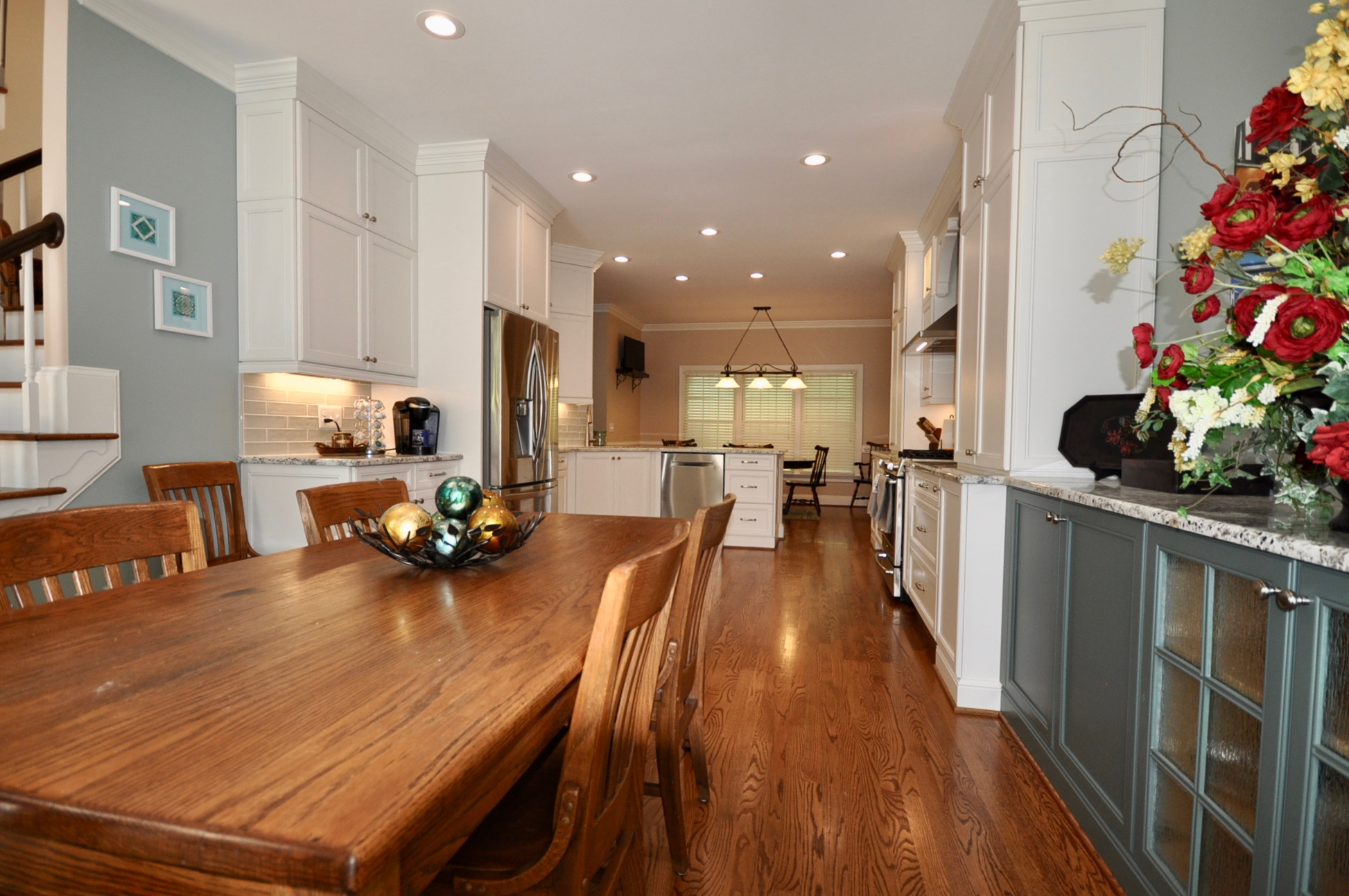 Kitchen Remodel by Riverbirch Remodeling of Raleigh NC