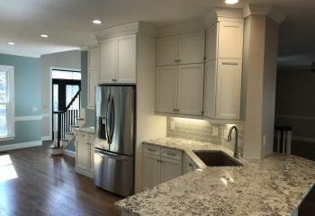 Benchmark Design Remodel Kitchen remodel in Garner NC