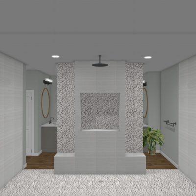 Riverbirch Remodeling Luxury Master Bathroom Design The Five Points East Design