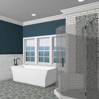 What Does it Cost Bathroom Designs