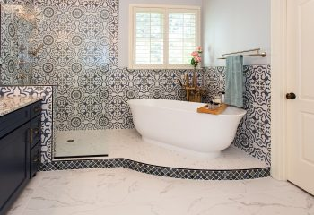 Riverbirch Remodeling Bathroom Remodel Cary NC