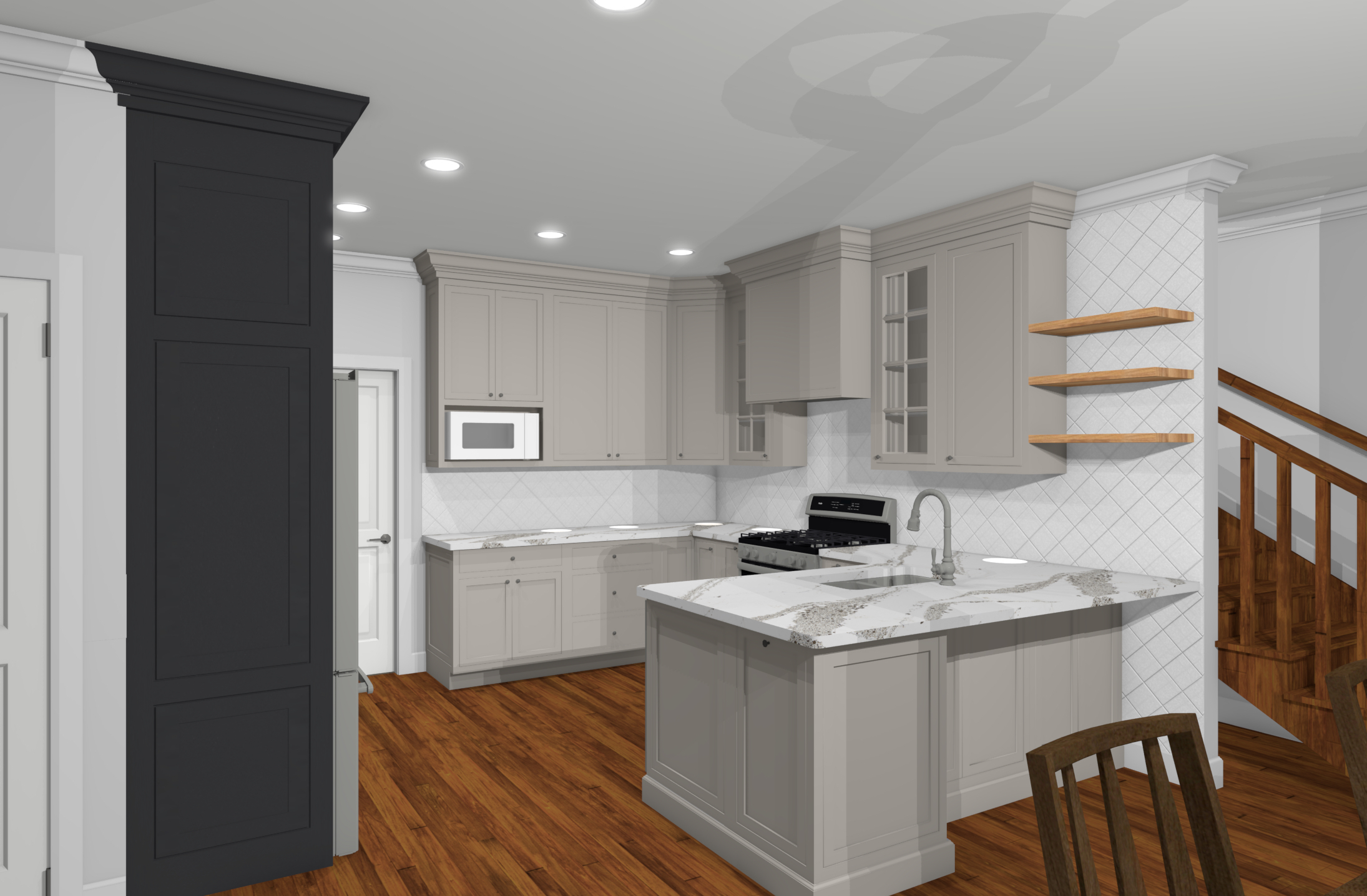 Riverbirch Remodeling 3D Designs