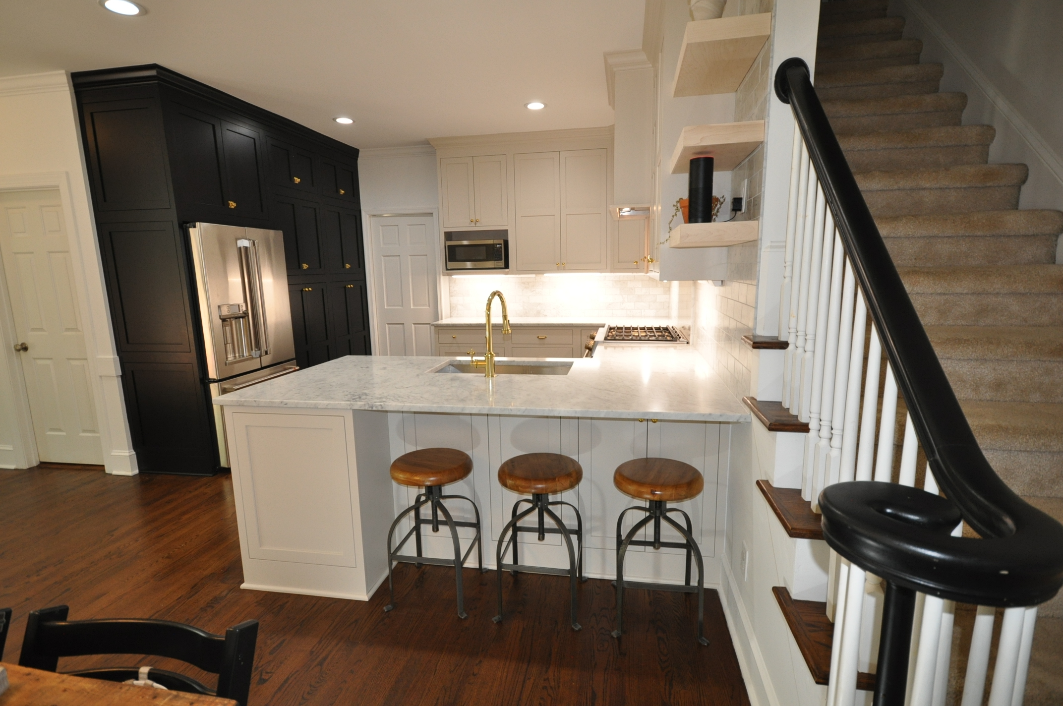 Riverbirch Remodeling Kitchen Reno in Cary NC