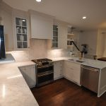 Riverbirch Remodeling full kitchen remodel in Cary NC