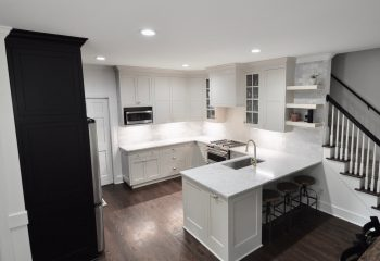 Riverbirch Remodeling of Raleigh NC Kitchen Remodel