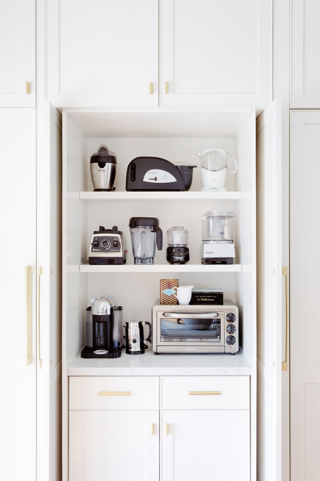 2021 Kitchen Trends Clear Your Counters